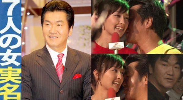 島田紳助の愛人だった芸能人。みんな芸能界から干されました…