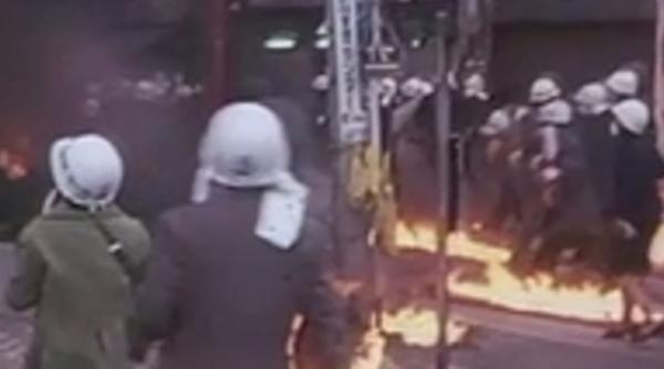 46年前の渋谷暴動事件の被害者・中村恒雄巡査の最期…恐ろしすぎる…