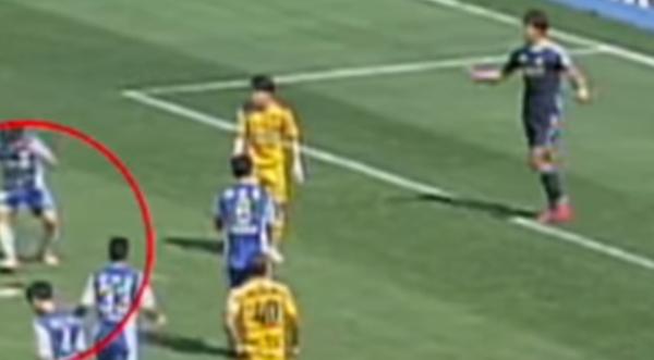 韓国のスポーツ選手がなぜ世界から嫌われるのかがわかる動画・画像集…韓国スポーツの反則・ラフプレーが酷すぎる…