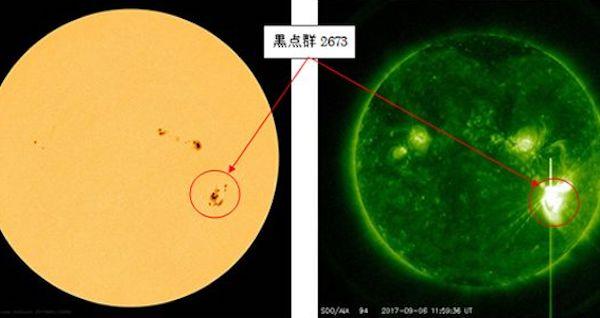 太陽フレアの影響と対策…地球滅亡の可能性は…