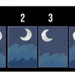 選んだ絵でわかる隠された性格…あなたはどの月の絵が好きですか?