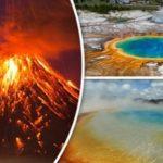 世界最大級の火山地帯イエローストーン噴火の予兆・異変…人類滅亡危機なのか?