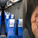 彼女と夜行バスに乗った…消灯直後→彼女「もう無理。痛いよ・・・」彼女の方を見ると・・・