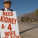 深刻な病気の妻のために74歳の夫が取った行動…胸が熱くなると話題に…