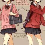 昔の女子高生と今の女子高生の違い…比較画像がネットで話題に…