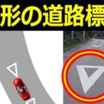 間違えやすい道路標示5選…免許持ってても意外と知らないと話題に…