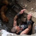 下水道で暮らすマンホール・チルドレン…ルーマニア最大の闇が深すぎると話題に…