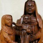 15世紀のマリア像を素人の女性が修復した結果…とんでもないことに・・・