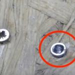 潰れたネジ頭のネジを回す方法…目から鱗のトリビアだった…