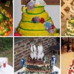 史上最悪のウェディングケーキと言われたケーキ…本当に酷いと話題に…