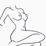 「これ騙されない人いる?」この絵、何に見えますか? →裸体に見えたあなたは心が汚れているんだとか・・むしろそれ以外何に見えるというのだ!(笑)