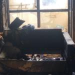 家が火事になってしまった男性…その原因となったものに驚きを隠せない…