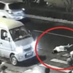 車に轢かれた女性を誰も助けない中国の動画…その後のさらなる悲劇が話題に…