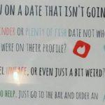 レストランの女子トイレに貼ってあった暗号に共感者続出…女性への暗号の真意が話題に…