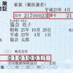 健康保険証に記載された番号の秘密…番号に隠された意味が話題に…