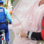 熱を出した娘を病院に連れて行く途中、警察に止められた…警察が投げかけた衝撃の言葉に衝撃を受ける…
