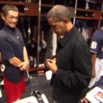 サイン禁止で有名なオバマ前大統領…サインがどうしても欲しいイチローがとった驚きの行動…