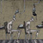 現代社会の様々な問題を表現した風刺画…考えさせられると話題に…