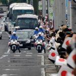 天皇皇后両陛下の御車列に救急車が接近…この場合どちらが優先なのか?