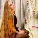 28年間髪を伸ばし続けた女性…リアルラプンツェルだと話題に…