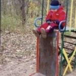 思わず絶句する公園の遊具12選…衝撃画像だと話題に…