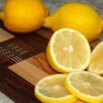 レモンがもたらす11の効能…寝室にスライスしたレモンを何枚か置くと…