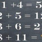 解けたらIQ180以上の天才?今話題のクイズ、あなたに分かる?